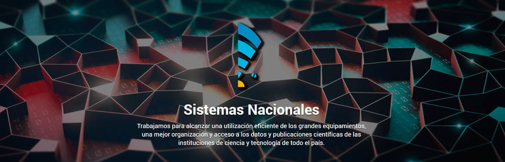 Logo Sistemas Nacionales